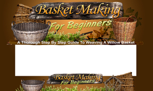 Basket Making HTML Minisite Template